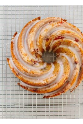 Citrus Bundt Cake | The Vanilla Bean Blog