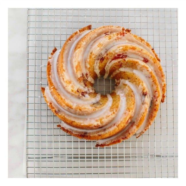 Citrus Bundt Cake | The Vanilla Bean Blog
