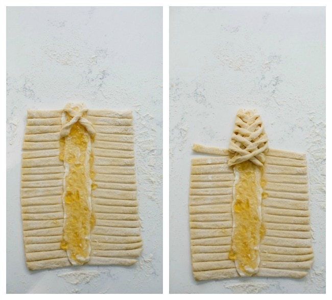 Step-by-Step How to Braid a Danish | The Vanilla Bean Blog