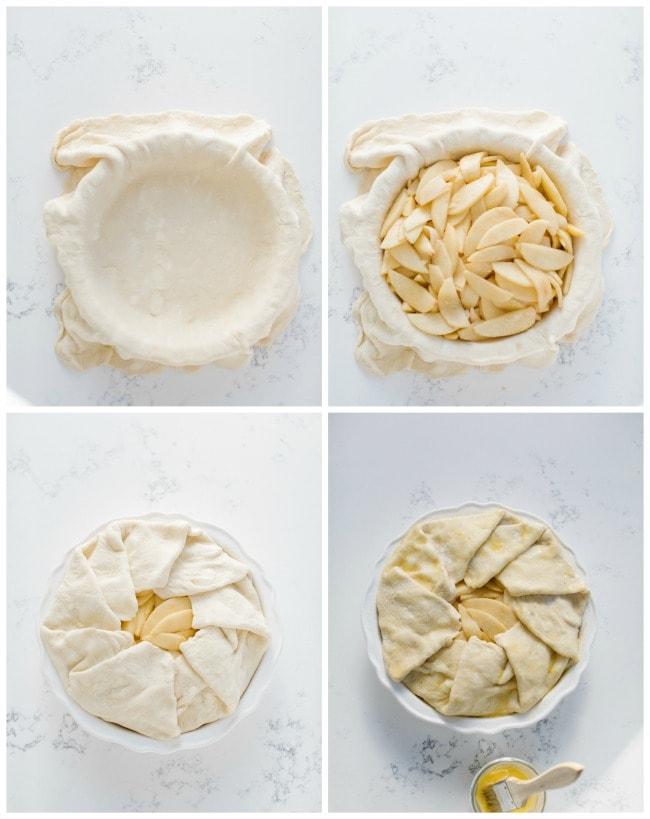 Making Apple Pie | Sarah Kieffer | The Vanilla Bean Blog