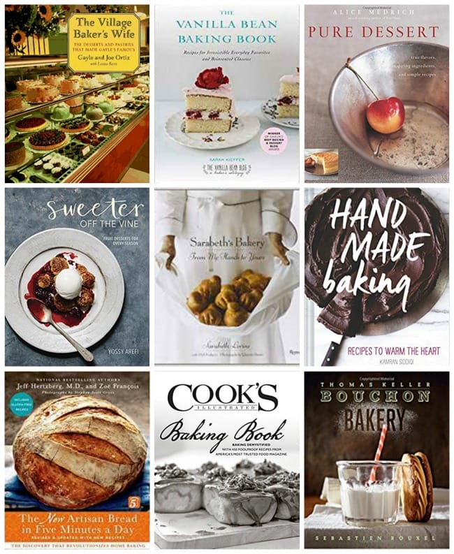 gift guide 2017, part one: baking books + kitchen favorites