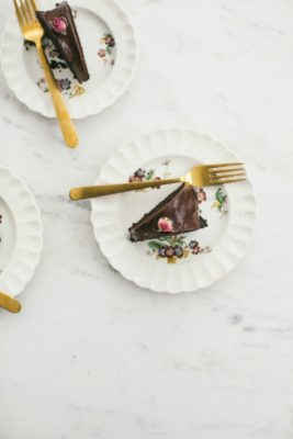 chocolate cardamom cake recipe | The Vanilla Bean Blog