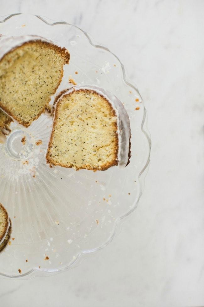 Lemon Poppy Seed Bundt Cake   The Vanilla Bean Blog