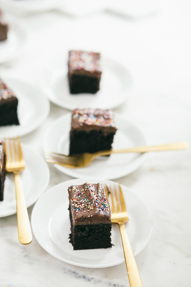 chocolate snack cake