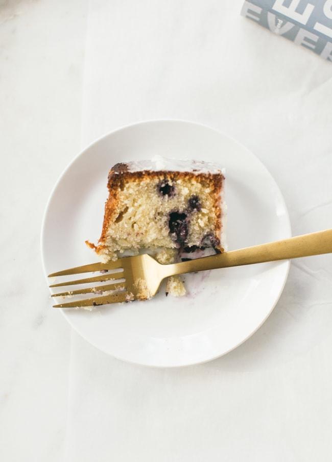 Blueberry Orange Coffeecake