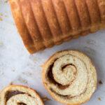 Circle Cinnamon Roll Bread