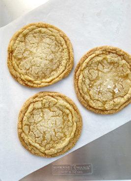 pan-banging sugar cookies
